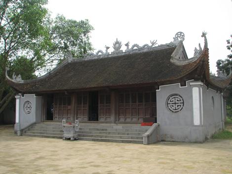 đền thờ đức thánh